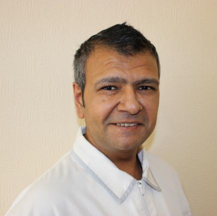 Mr Davendra Patel – B.Sc., M.Ch.S Harrogate Footman Chiropodist & podiatrist